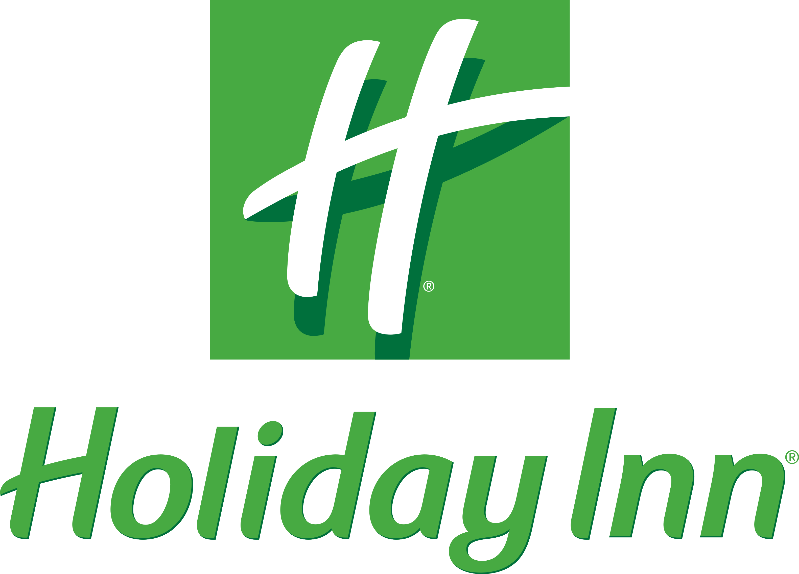 F00150_Holiday Inn Logo with Registered Trademark - 2 Colour