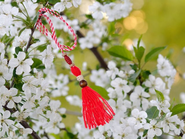 01 March – Baba Marta Day