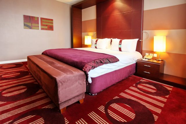 The King Suites inHolidayInn®Hotel in Sofia