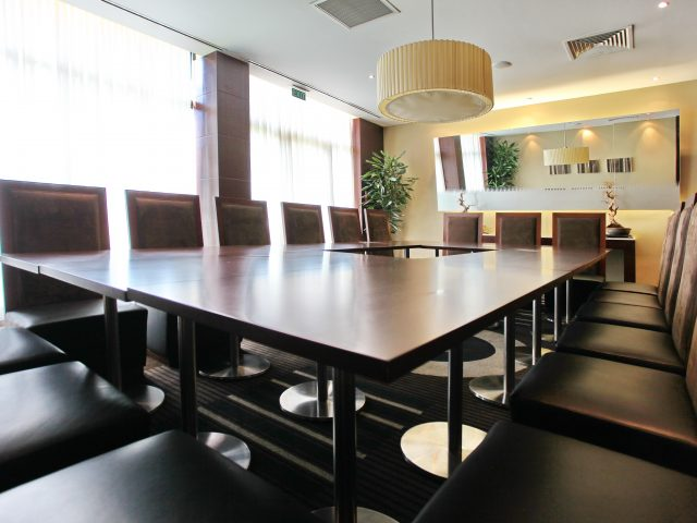 Free Upgrade to Next Conference Room Size