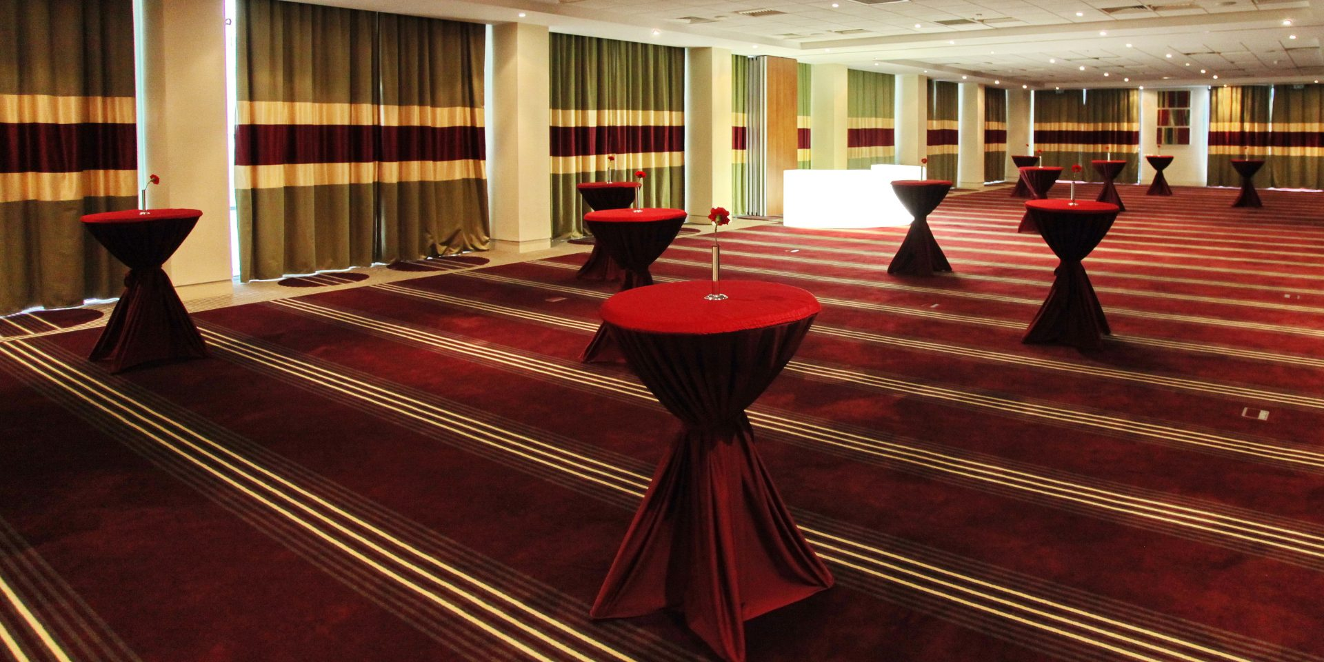 Exceptional interior designed banqueting suite