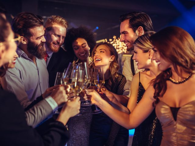 Christmas and New Year Parties